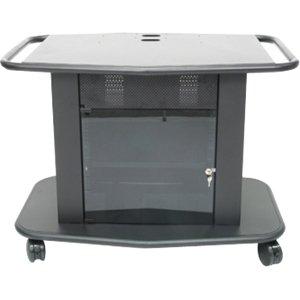 Avteq Single Monitor Cart gm-200s