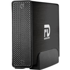 Fantom Drives eSATA/USB 3.0/2.0 Aluminum External HDD GF3B500EU
