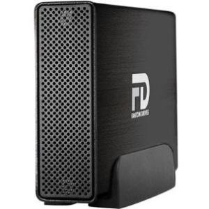 Fantom Drives 8TB Gforce3 USB 3.0/eSATA Aluminum External Hard Drive GF3B8000EU