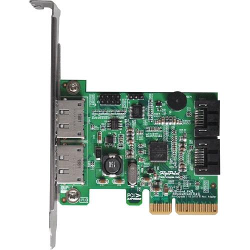 HighPoint RocketRAID Serial ATA Controller RR642L 642L