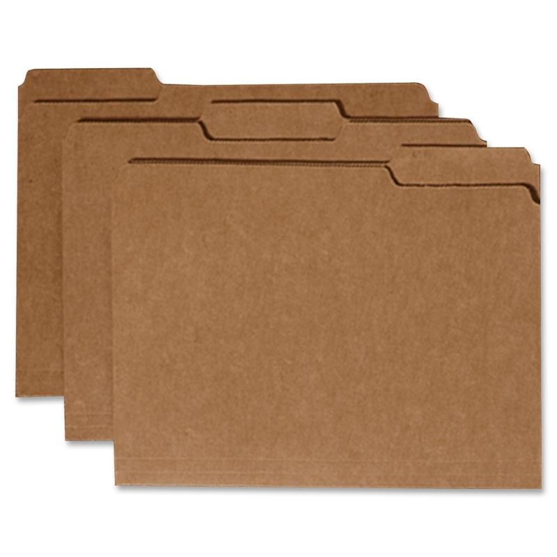 SKILCRAFT Medium Kraft Paperboard File Folder 7530-00-281-5939 NSN2815939