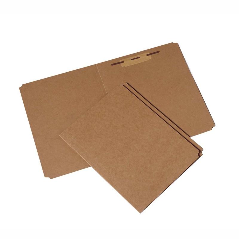 SKILCRAFT Heavy-Duty Kraft Paperboard File Folder 7530-00-926-8978 NSN9268978
