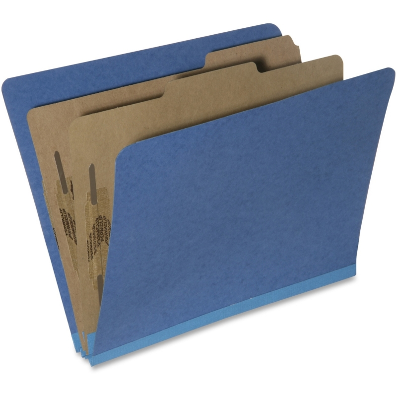 SKILCRAFT Pressboard Classification Folder 7530-00-556-7914 NSN5567914