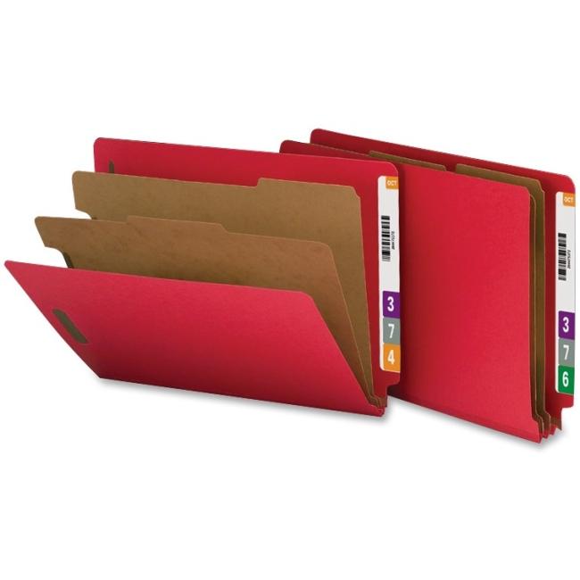 Nature Saver End Tab Classification Folder SP17372 NATSP17372