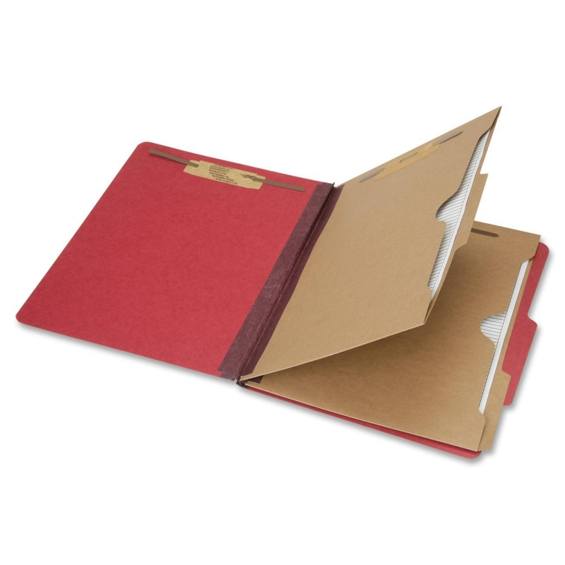 SKILCRAFT 6-Part Letter Size Classification Folder 7530016006972 NSN6006972