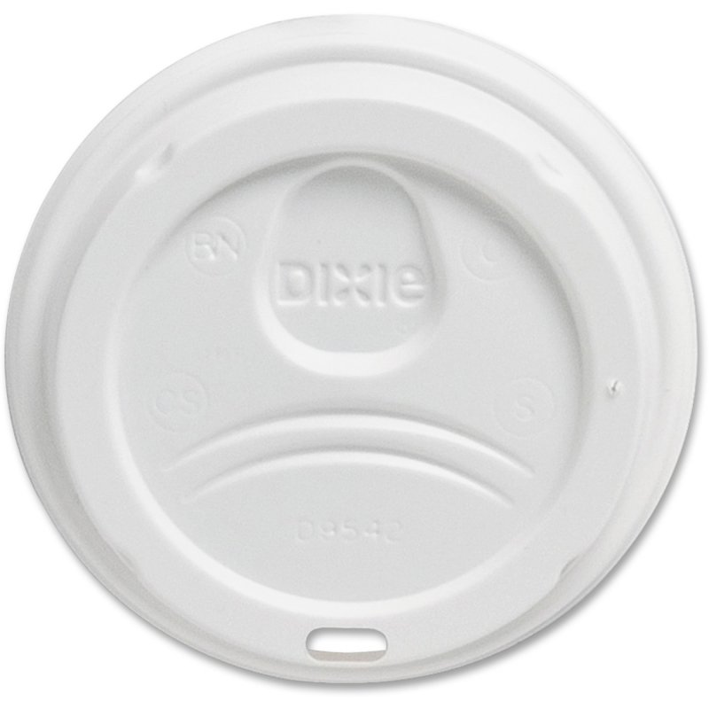 Dixie PerfecTouch Hot Cup Lid 9542500DX DXE9542500DX