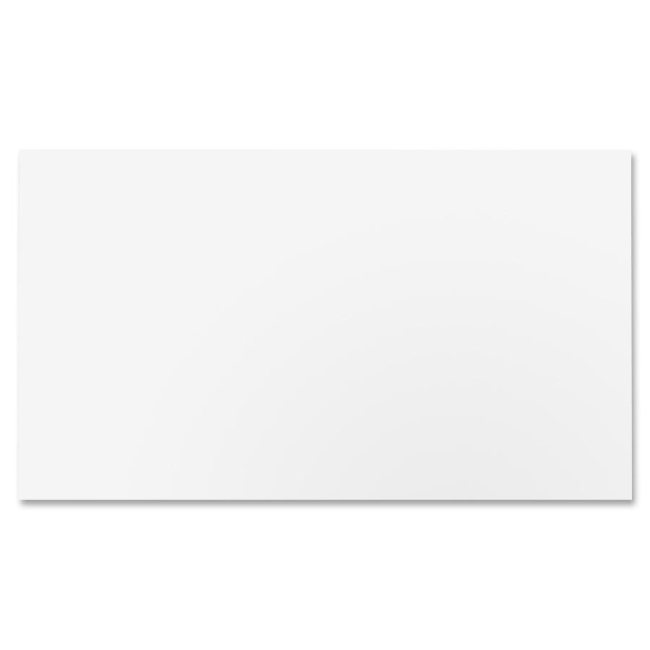 Geographics Blank Business Card 39051 GEO39051