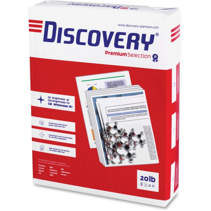 Discovery Multipurpose Paper 12534PL SNA12534PL