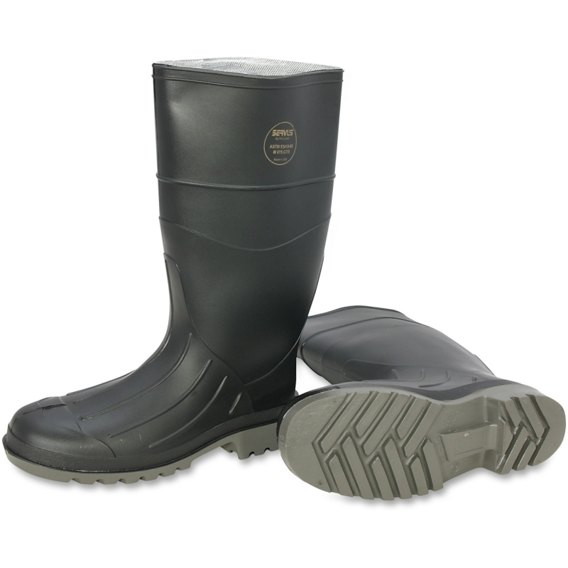 Honeywell Safety Iron Duke Steel Toe Safety Boots 18801BLM120 SVS18801BLM120