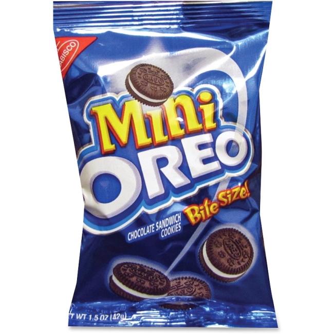 Oreo Bite-size Oreos 0001 NFG0001