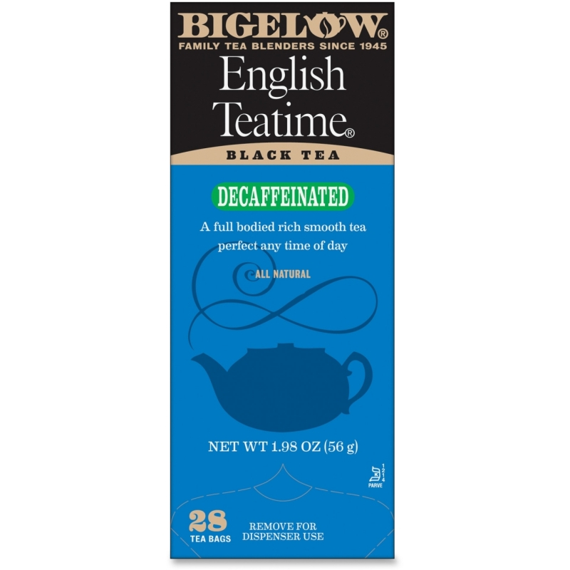 Bigelow Tea English Teatime Decaf 10357 BTC10357