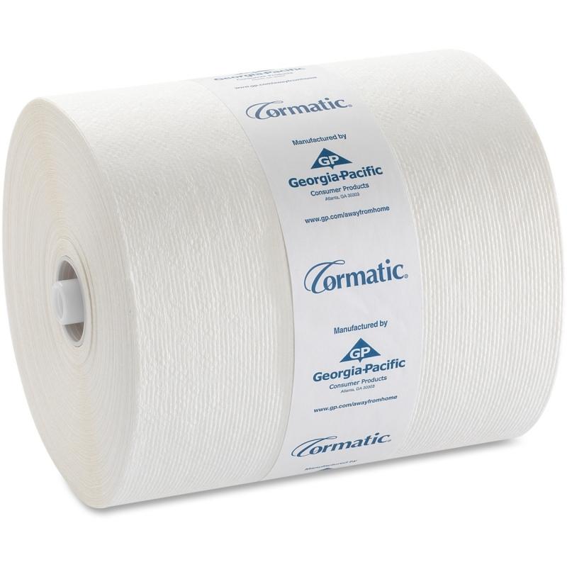 Georgia-Pacific Cormatic Hardwound Roll Towel 2930P GPC2930P