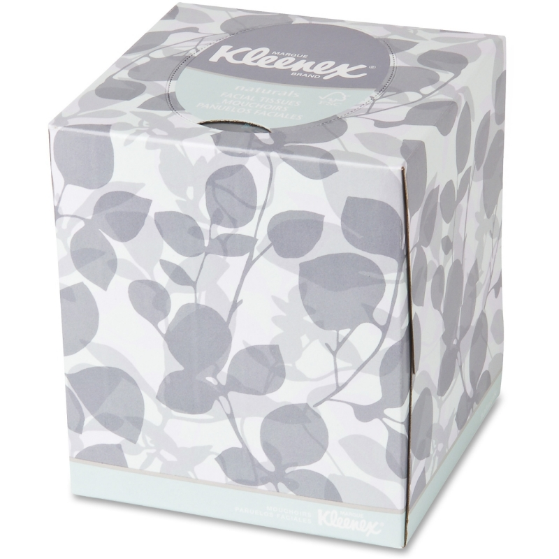 Kleenex Naturals BOUTIQUE Facial Tissue 21272CT KCC21272CT