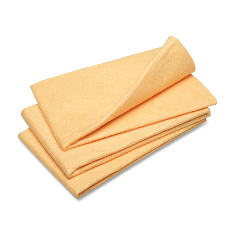SKILCRAFT Synthetic Shammy Cleaning Cloth 7920012156569 NSN2156569 7920-01-215-6569