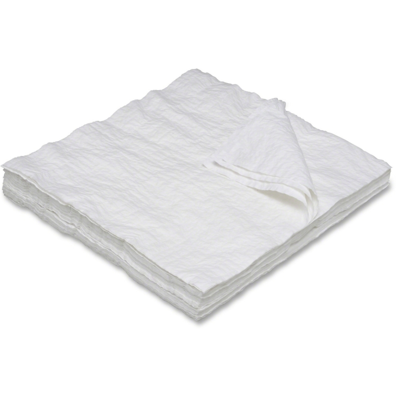 "SKILCRAFT Total Wipes II Cleaning Towel - 4-Ply Reinforced Medium Duty - 13 1/4"" x 14 1/4 7920008239773 NSN8239773"