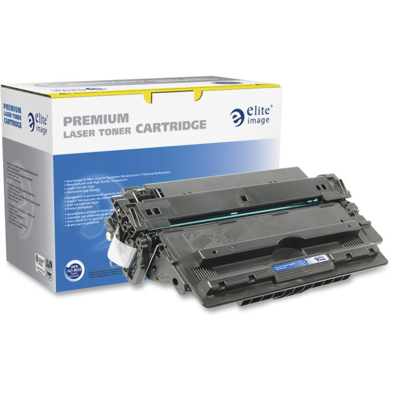 Elite Image Remanufactured Toner Cartridge Alternative For HP 14A (CF214A) 75934 ELI75934