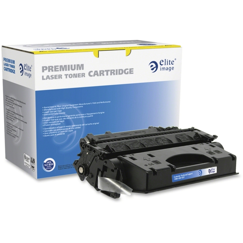 Elite Image Remanufactured High Yield Toner Cartridge Alternative For HP 80X (CF280X) 75949 ELI75949