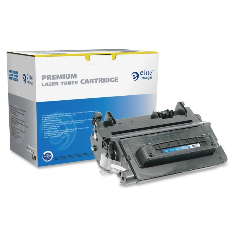 Elite Image Remanufactured Toner Cartridge Alternative For HP 90A (CE390A) 75813 ELI75813