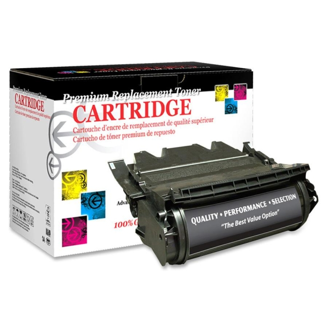 West Point Remanufactured High Yield Toner Cartridge Alternative For Dell 310-4131/310-4572 200279P WPP200279P