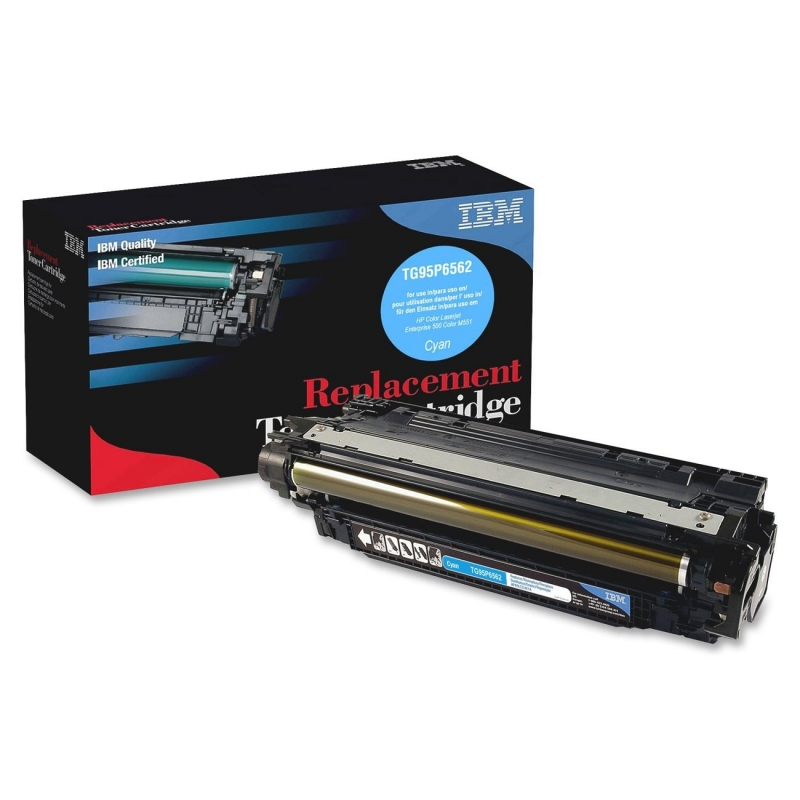 IBM Remanufactured Toner Cartridge Alternative For HP 507A (CE401A) TG95P6562 IBMTG95P6562