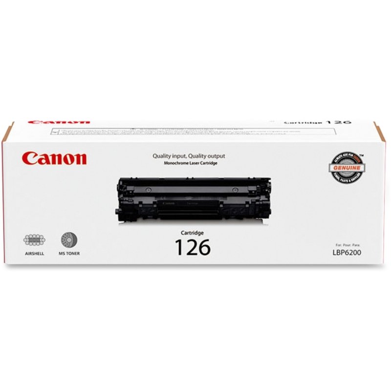 Canon Ink Cartridge CARTRIDGE126 CNMCARTRIDGE126 126