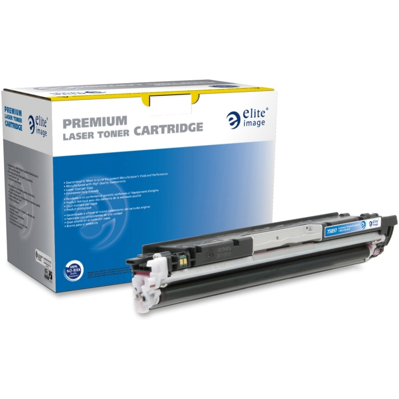 Elite Image Remanufactured Toner Cartridge Alternative For HP 126A (CE313A) 75897 ELI75897