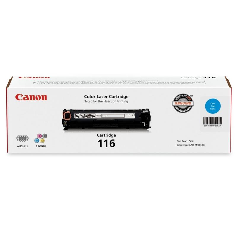 Canon Toner Cartridge CRTDG116-CY CNMCRTDG116CY 116