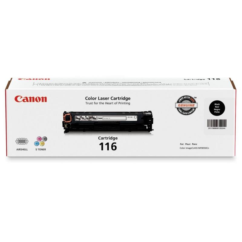Canon Toner Cartridge CRTDG116-BK CNMCRTDG116BK 116