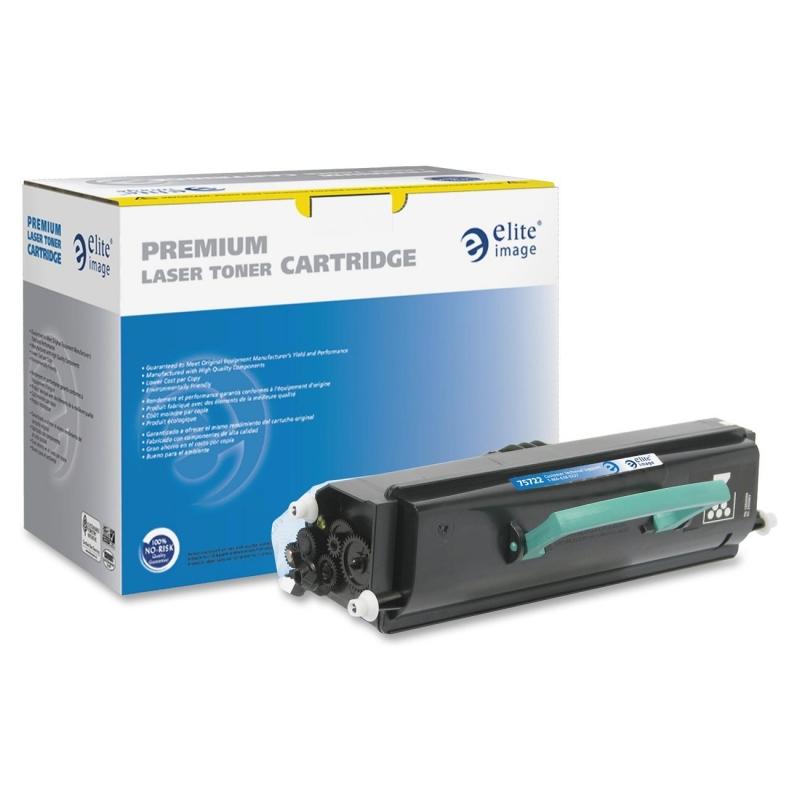 Elite Image Remanufactured Toner Cartridge Alternative For Dell 330-8573 75722 ELI75722