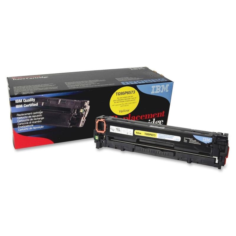 IBM Remanufactured Toner Cartridge Alternative For HP 131A (CF212A) TG95P6573 IBMTG95P6573