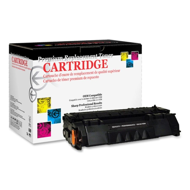 West Point Remanufactured Toner Cartridge Alternative For HP 49A (Q5949A) 200008P WPP200008P