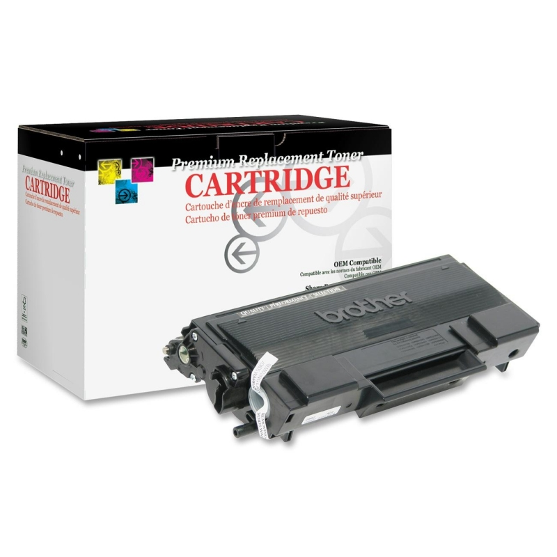 West Point Remanufactured Toner Cartridge Alternative For Brother TN650 200028P WPP200028P