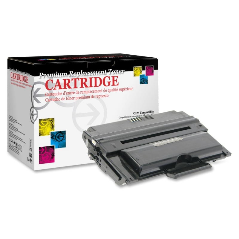 West Point Remanufactured High Yield Toner Cartridge Alternative For Dell 310-2209 200085P WPP200085P