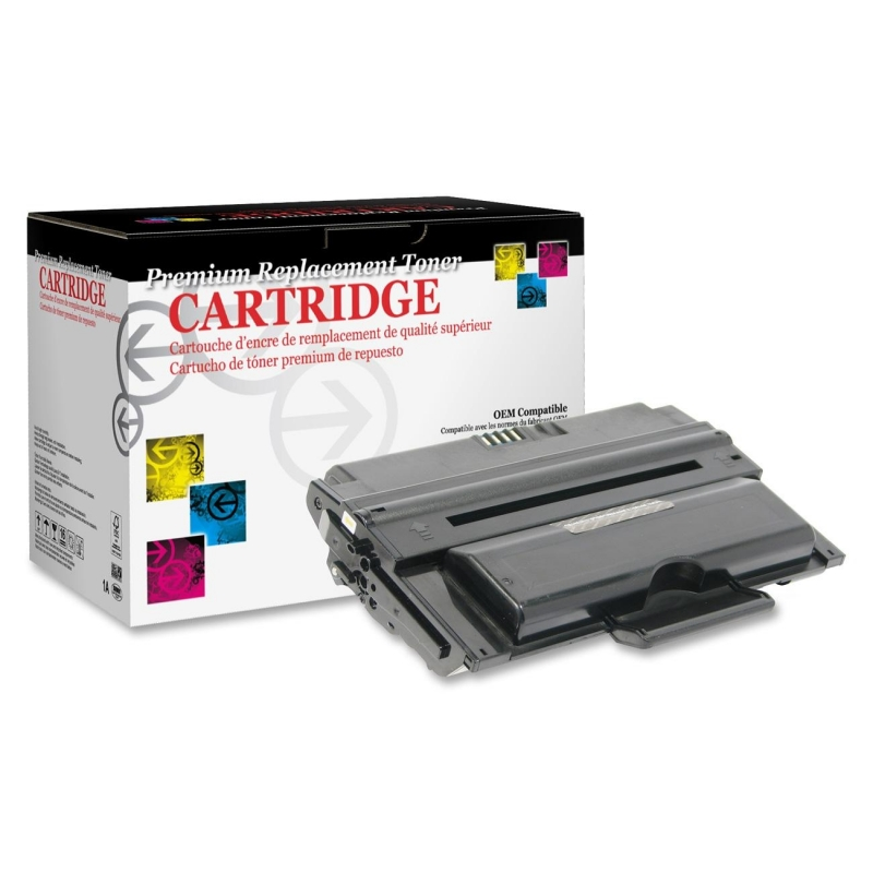 West Point Remanufactured High Yield Toner Cartridge Alternative For Dell 330-2666/330-2649 200086P WPP200086P