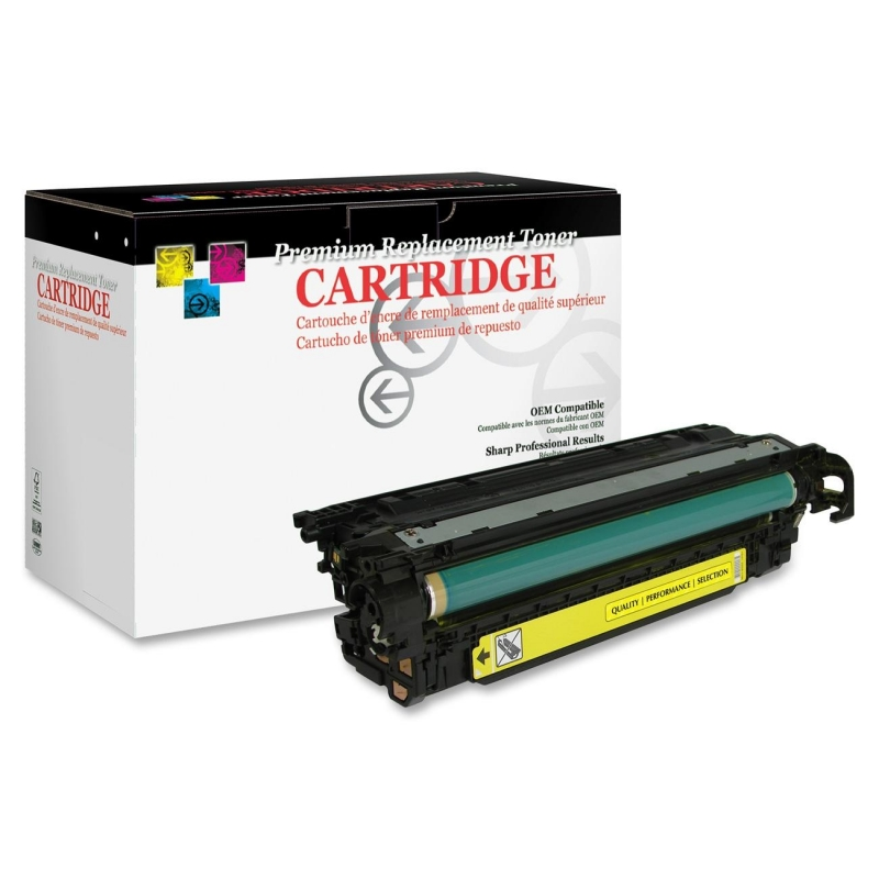 West Point Remanufactured Toner Cartridge Alternative For HP 504A (CE252A) 200200P WPP200200P
