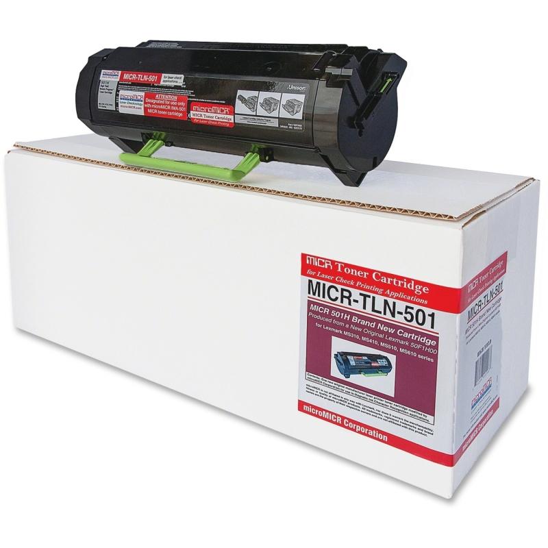 Micromicr TLN501 Toner Cartridge MICRTLN501 MCMMICRTLN501