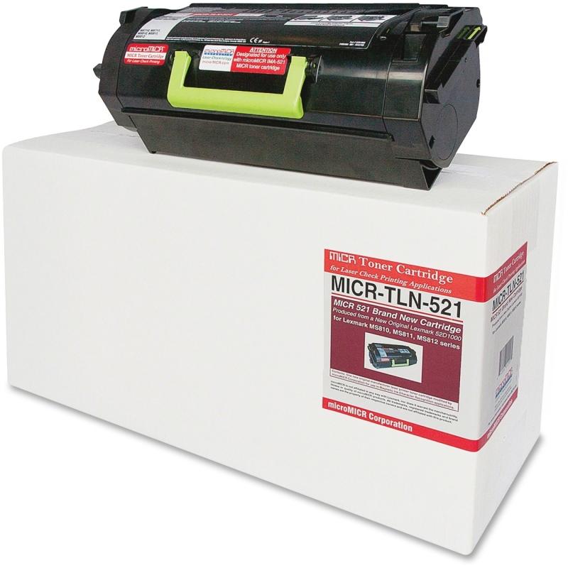 Micromicr TLN521 Toner Cartridge MICRTLN521 MCMMICRTLN521