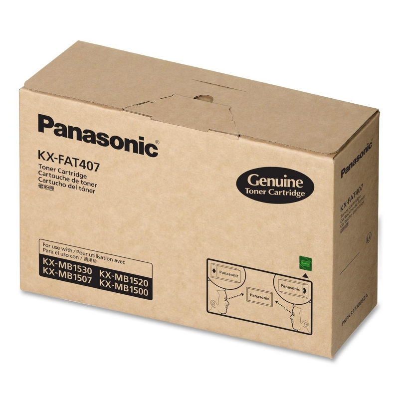 Panasonic Toner Cartridge KXFAT407 PANKXFAT407