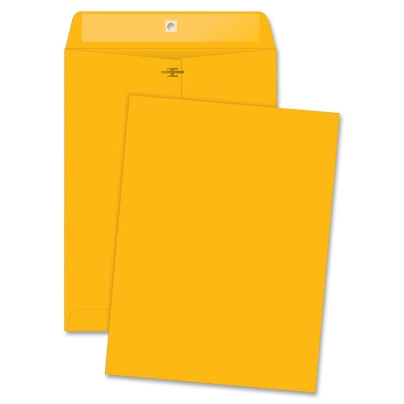 Quality Park Metal Clasp Envelope 37891 QUA37891