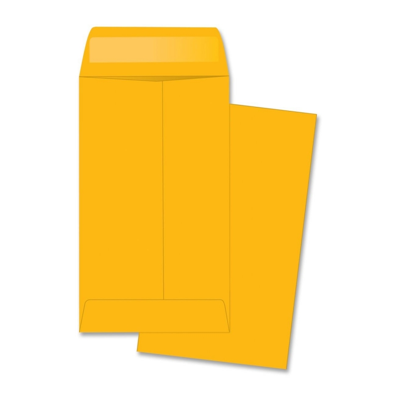 Business Source Little Coin No. 5-1/2 Kraft Envelope 04444 BSN04444