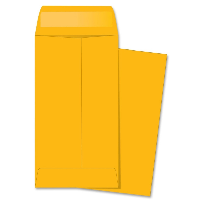 Business Source Little Coin No. 7 Kraft Envelope 04446 BSN04446
