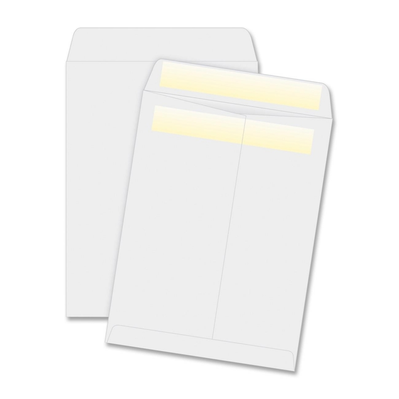 Business Source Press-To-Seal Catalog Envelopes 04649 BSN04649