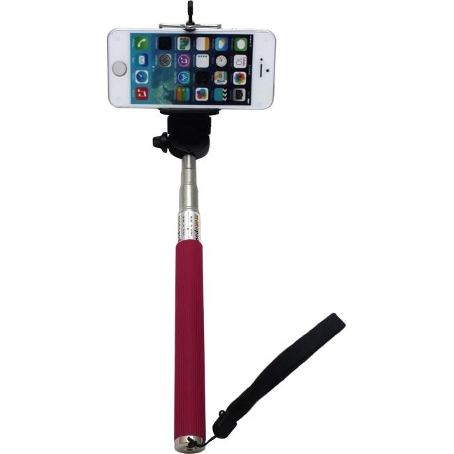 Worryfree Gadgets Monopod MONOPOD- RED