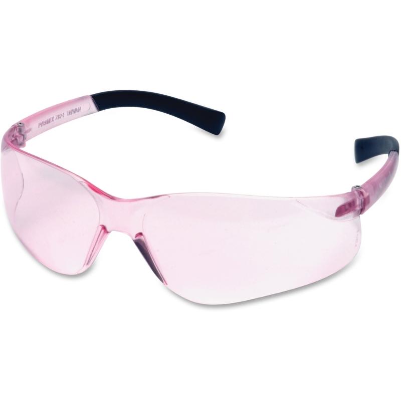 Impact Products Pink Lens Frameless Safety Eyewear 8217007 IMP8217007