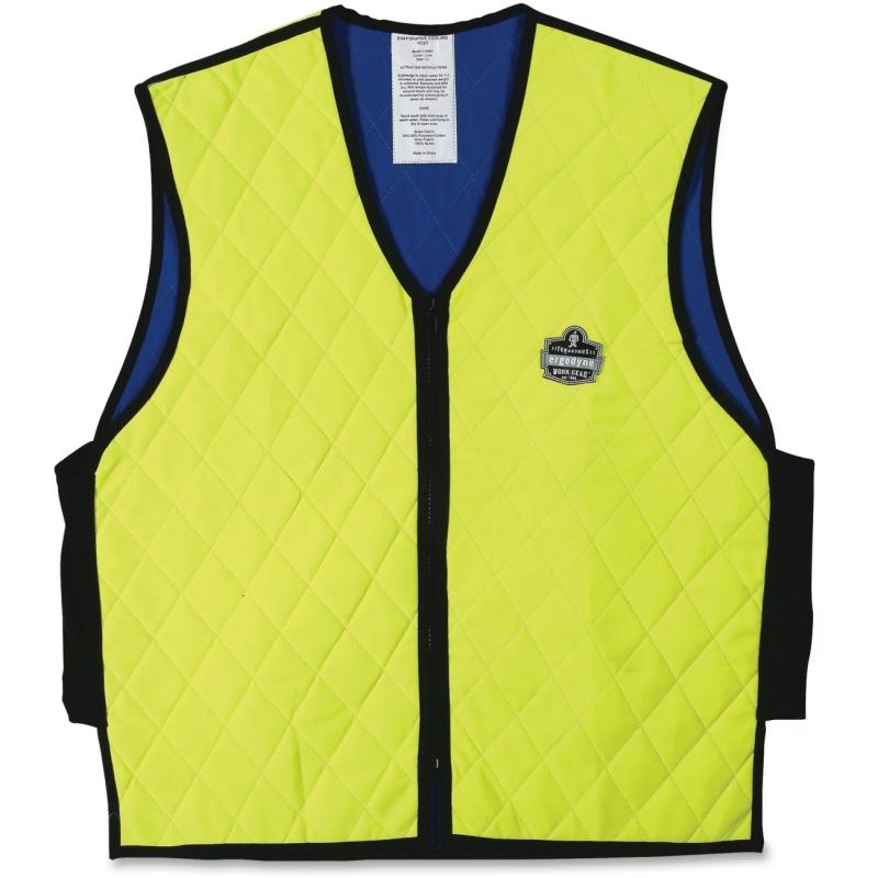 Ergodyne Chill-Its Evaporative Cooling Vest 12535 EGO12535 6665