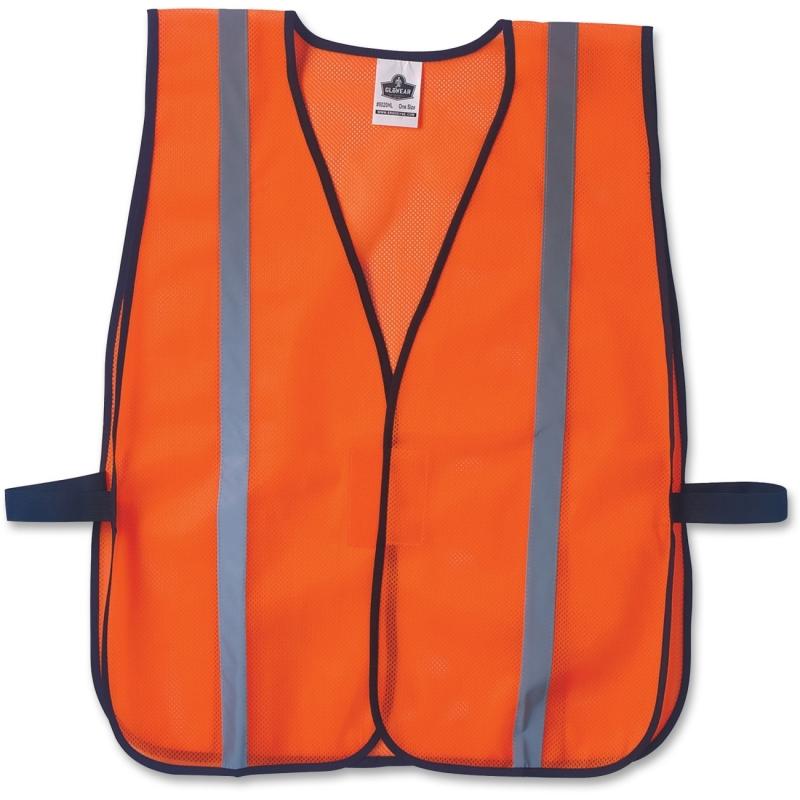 GloWear Orange Standard Vest 20030 EGO20030 8020HL