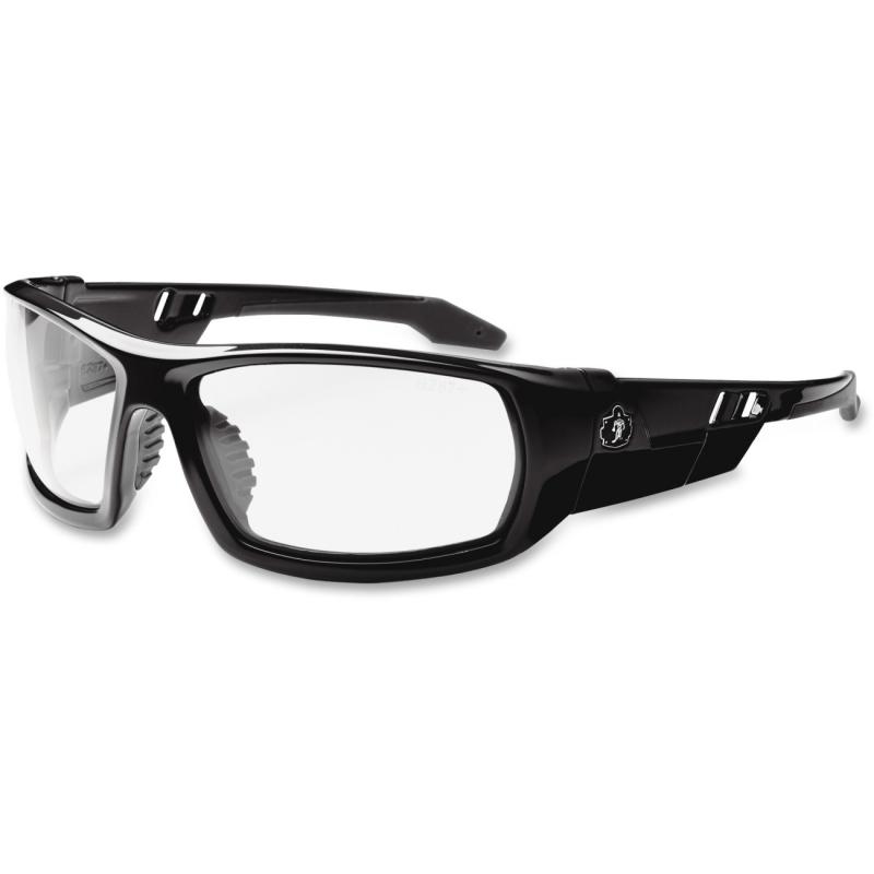 Ergodyne Skullerz Fog-Off Clr Lens Safety Glasses 50003 EGO50003 Odin