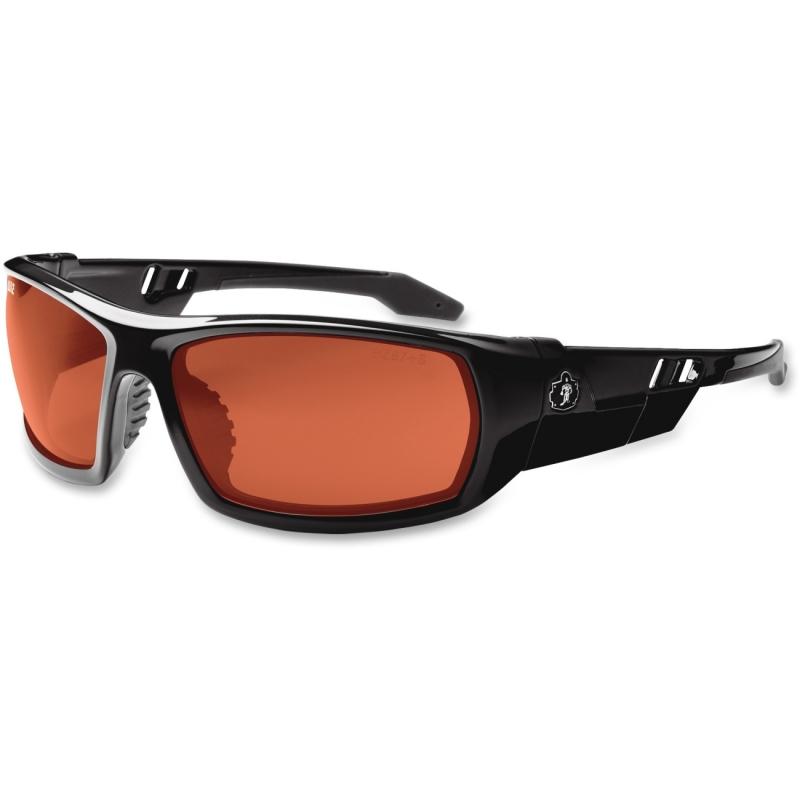 Ergodyne Skullerz Copper Lens Safety Glasses 50020 EGO50020 Odin