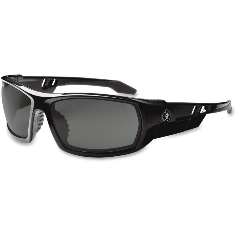 Ergodyne Skullerz Fog-Off Smk Lens Safety Glasses 50033 EGO50033 Odin