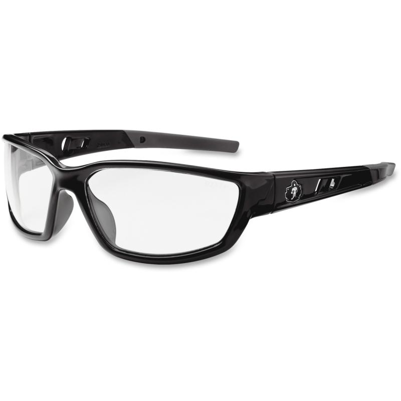Ergodyne Clear Lens Safety Glasses 53000 EGO53000 Kvasir
